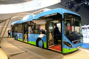 Bussplan Stockholm